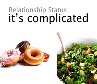 Changing Your Relationship with Food