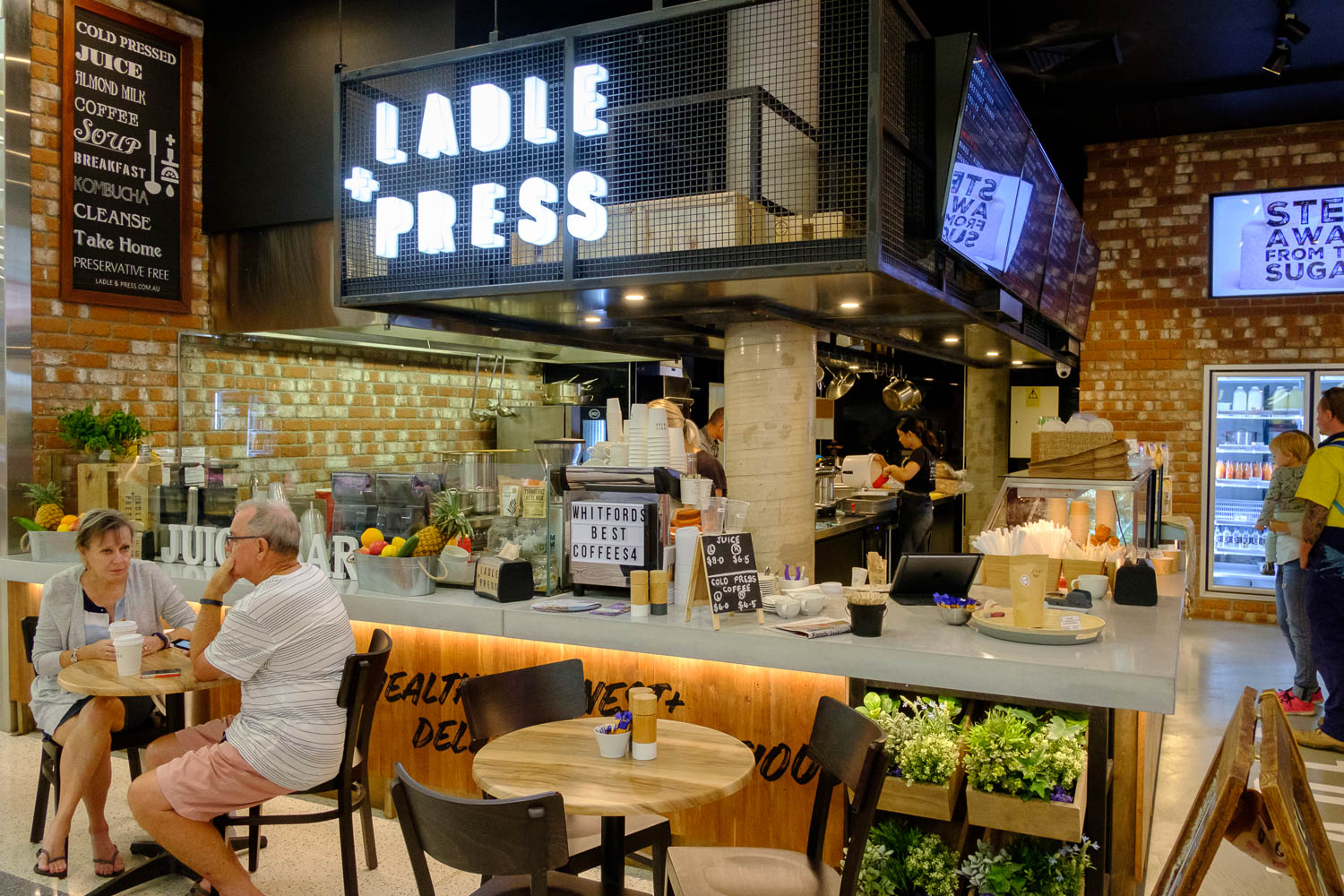 Ten healthy cafes in Perth's northern suburbs